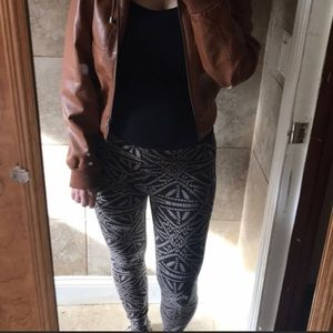 3/$10 Forever 21 faux leather jacket